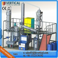 waste fuel oil recycling machine, centrifugal oil cleaning system