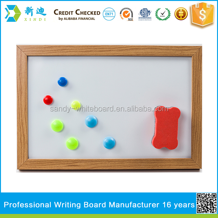 Lanxi xindi color frame whiteboard for sale
