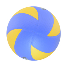 8 Panels Soft PU Leather Laminated Volleyball for Match