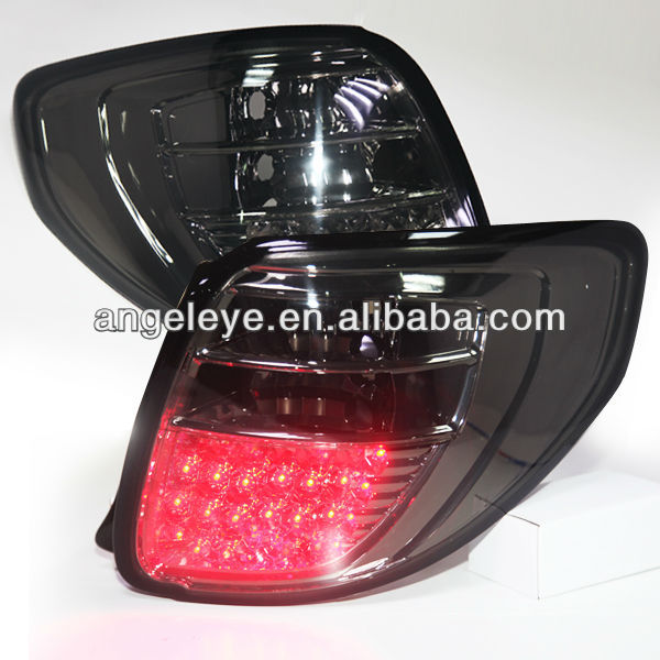 2007-2011 year SUZUKI SX4 LED Tail Lamp Smoke Black Color