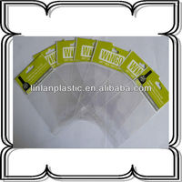 Drink Packaging Plastic Bag Opp Printing