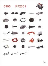 Makita 5900 electric circular saw parts