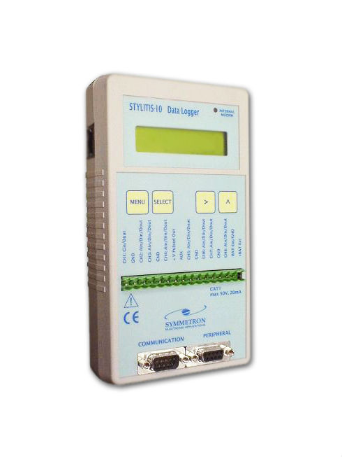 STYLITIS-10, Versatile wind/solar/hydro/power data logger