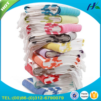 Towel Factory Wholesale 100% Cotton Best Turkish Bath Towel With Tassels