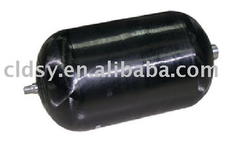 Wrapped Carbon Fiber Composite Gas Cylinder