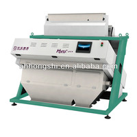 HON +CCD Dry fruit,vegetables color sorter machine