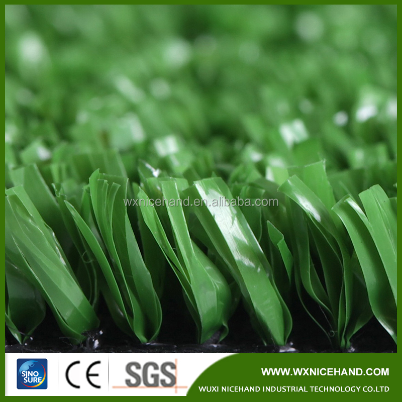Good UV resistance artificial grass cricket pitch