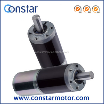 12 volt low rpm high torque dc geared motor