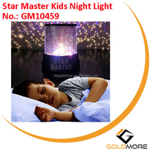Goldmore1 Hot Selling Star Master Ceiling Projector Night Light For Kids