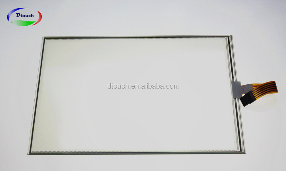 "High Quality 12"" Resistive Touch Panel for industrial or medical machine"