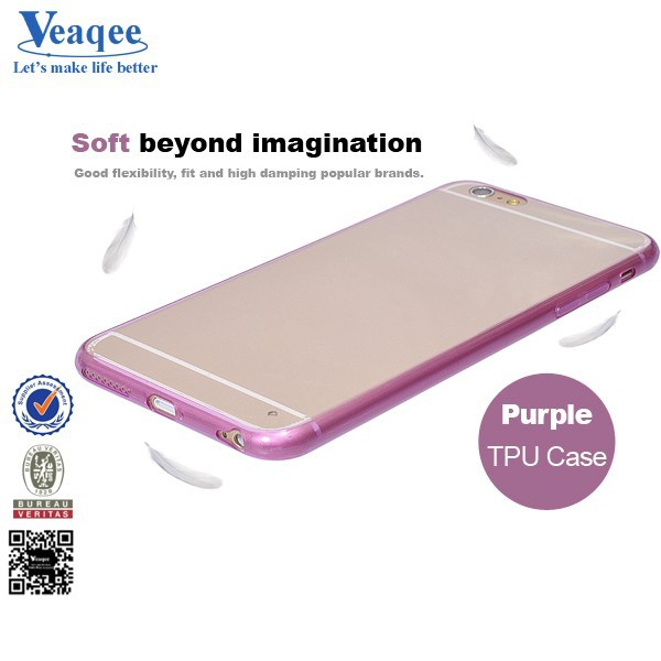 Veaqee high quality alibaba china TPU cell phone case for iphone 6