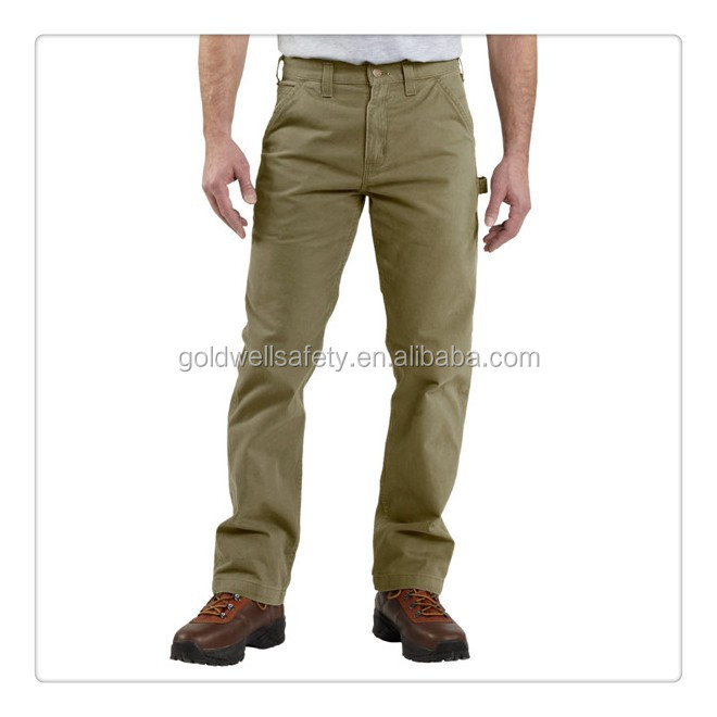 Police security guard combat cargo trousers work pants