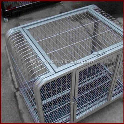 Chinese Tube Chain Link Dog Kennel Panels Buildings Wholesale