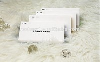 Portable Design Power Bank 13200mAh Outdoor Travel Mobile Phone Emergency Charger