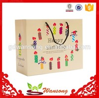 Machine making new design brown cheap packaging products printed paper carrier bags,kraft material custom shopping bag