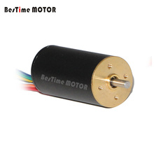 Slotless brushless dc motor 12v 20mm bldc 24v high speed 40000rpm