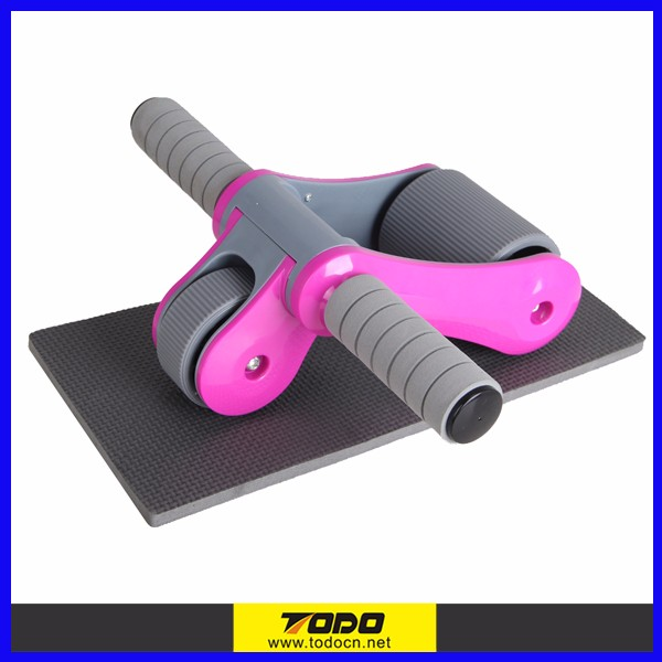 TODO Hot Sales Gym Workout Exercises Ab Wheel Roller