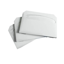 Flushable Material 1/2 Fold Toilet Seat Cover