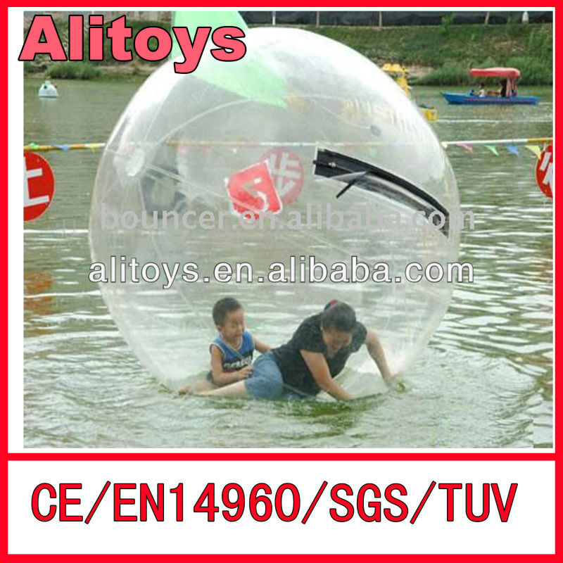 tpu water walking ball with best price for play floating water ball