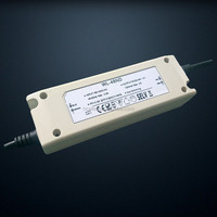 45W waterproof dimmable electronic ballast LED DRIVER
