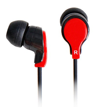 Best fashion waterproof stereo wired earphone with micphone for mobile phone
