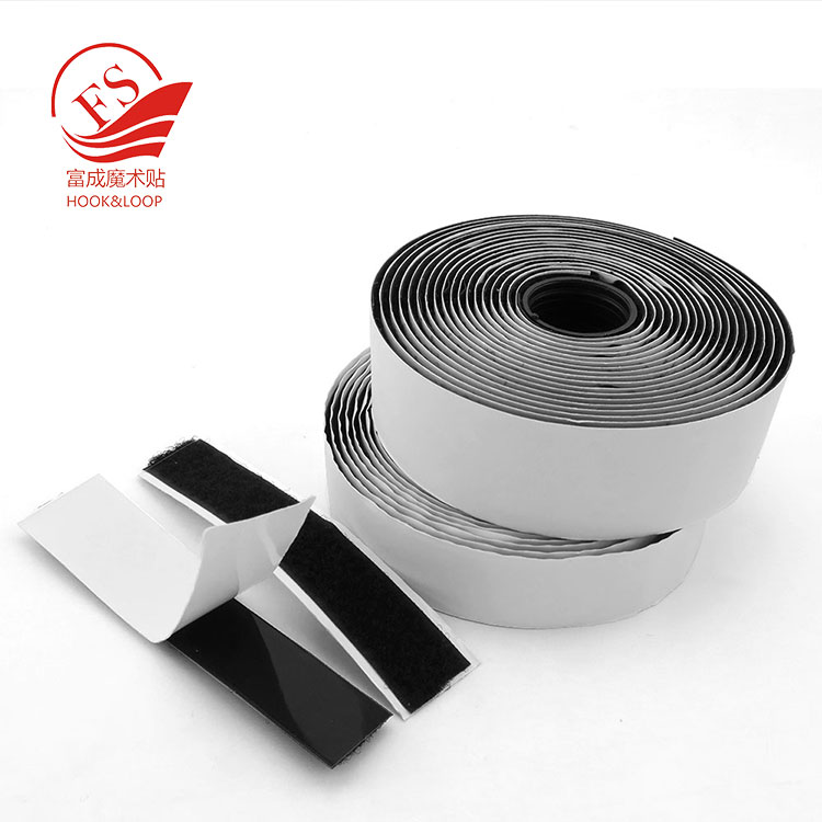 Glue back self adhesive magic tape for attach or secure widow screens