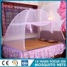 Soft Circular Wholesale Fold Pop Up Folding Mosquito Net Tent For Camping
