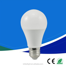 High quality IC Driver 7W e27 led light bulb cool white AC100-240V 2 years warranty