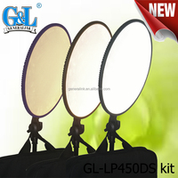 battery operated video shooting led light GL-LP450DS