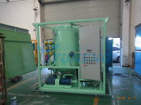 ZJA Double Stage Transformer Oil Purification Machine