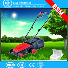 1000W electric robot diesel engine / reel lawn mowers / remote control lawn mower for sale