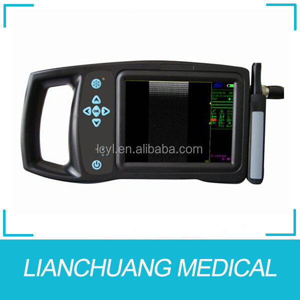 Low price portable veterinary ultrasound equipment for dog pig sheep cow horse pregnancy test
