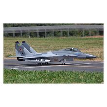 Beautiful durable EPP electric foam rc planes with led lights mini MIG-29