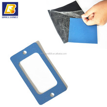 silicon gasket rubber silicone shock absorber emi shielding gasket 10mm silicone rubber extrusion