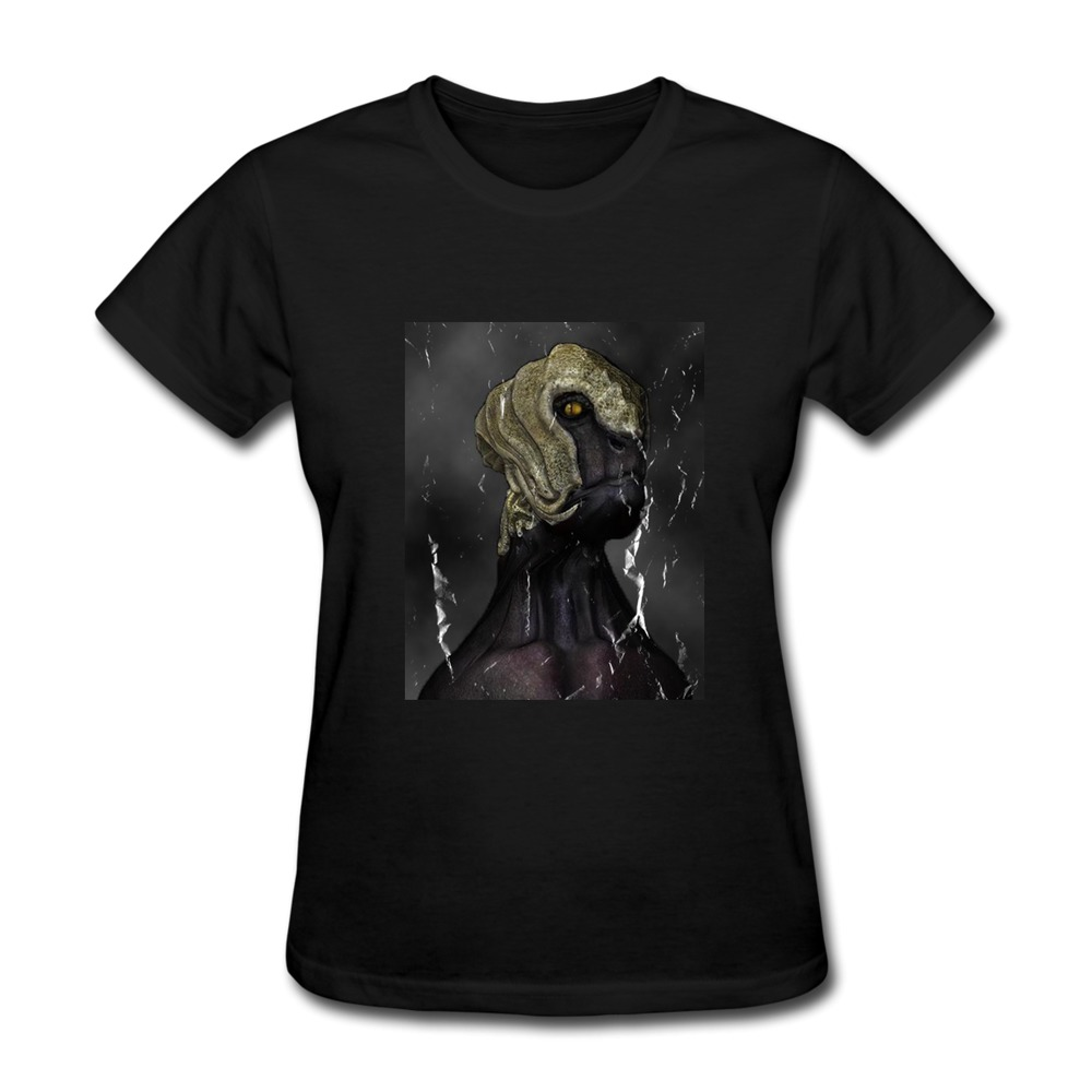 high quality Ripley: Portrait of an Alien (Distressed Tee) tee-shirt element o collar LadyNerdy tee shirt for Girl's