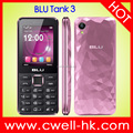 2.4 Inch Screen Dual SIM Card Long Standy Cell Phone BLU Tank 3 Cell Phone