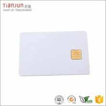 Writable Full Color Printing PVC Blank Chip <strong>Card</strong>