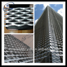 stainless steel expandable sheet metal diamond mesh