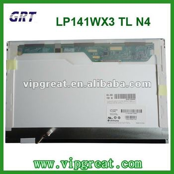 "NEW Compatible 14.1""LP141WX3-TLN4 laptop lcd panel"