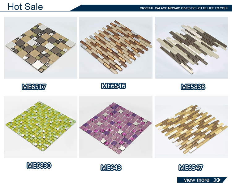 Building Material 3d Bedroom Decorative Mosaic Wall Tile