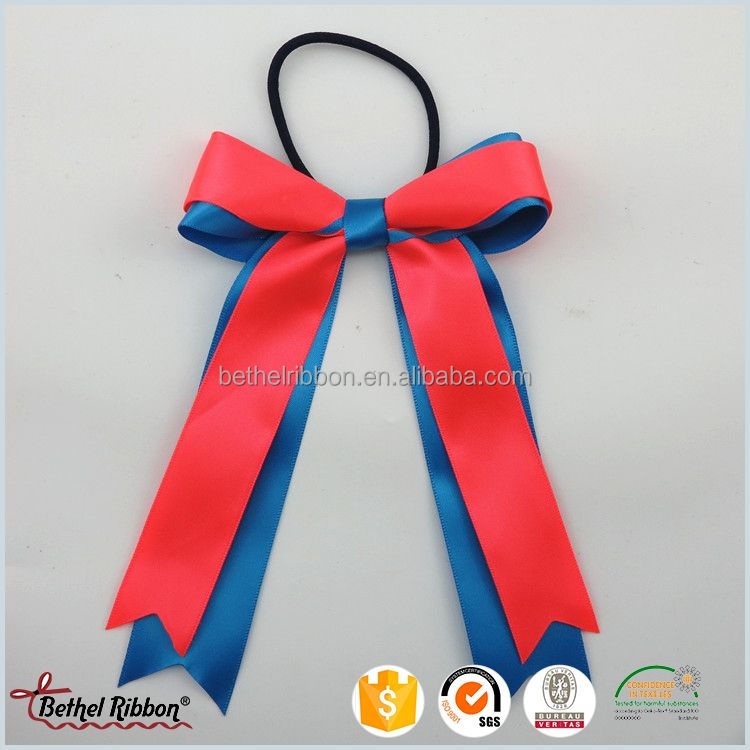 High quality best sell sequin hair bow hairbands