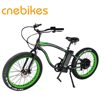 Fat Ebike 350W /500w Cheap Fat Tire Electric Bicycle Mountain Bike For Sale With Battery