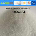 Monopotassium phosphate MKP 0 52 34 powder is often used as a nutrient source in the greenhouse trade and in hydroponics