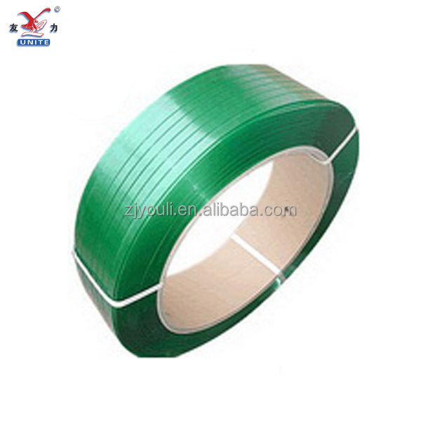SGS Smooth or embossed PET Packing Strapping,Polyester strapping ,PET strapping band