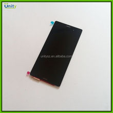 Wholesale good quality new LCD touch screen for Sony Xperia Z3 LCD screen and digitizer assembly