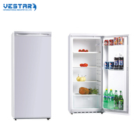 Direct cooling 91L mini refrigerator with freezer