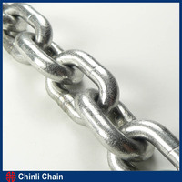 NACM 96 Standard Stainless steel smooth welded Link Chain ,high quality Link chain for electrolytic polishing