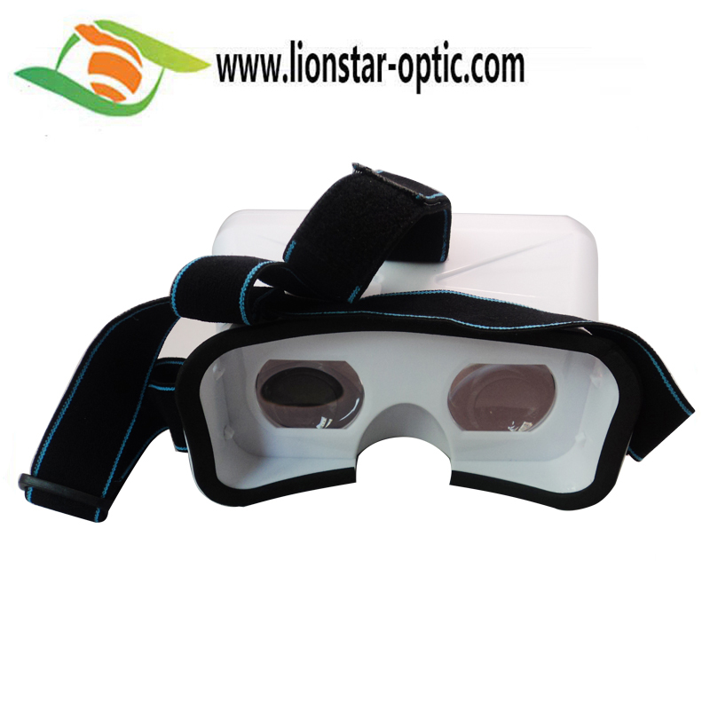 Hot sale googles smart glasses virtual reality vr 3d glasses google cardboard headset