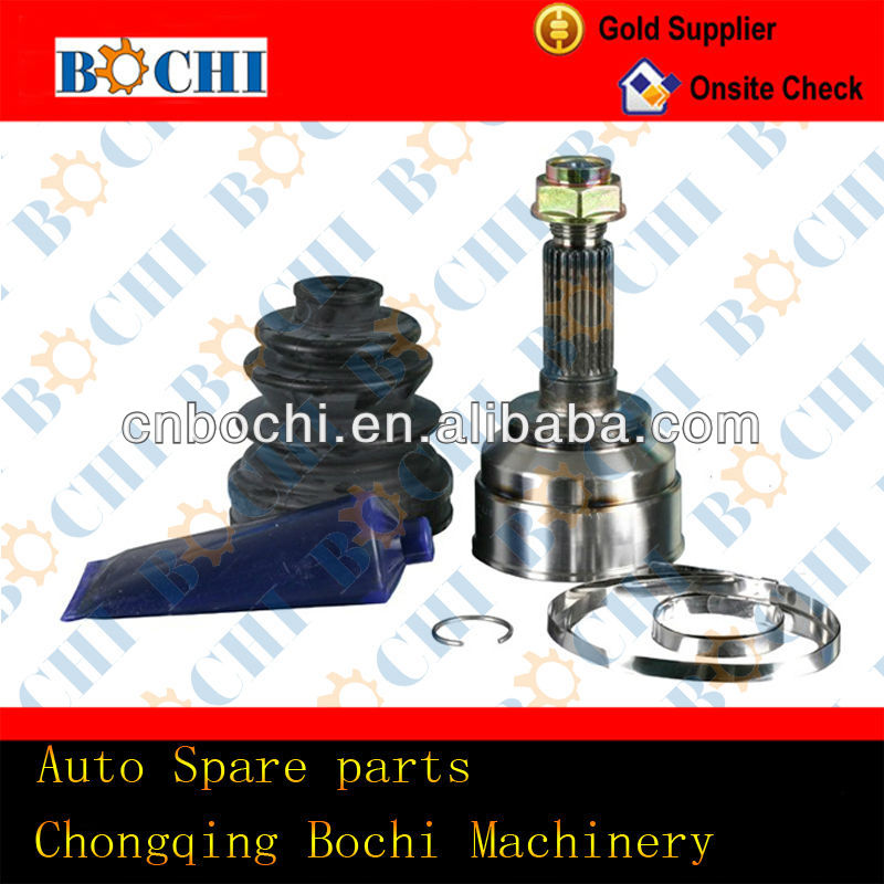 China best selling high qualified auto spare parts CV joint boot