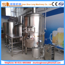 Following up technology supporting brewery equipment 800l micro beer equipment